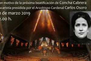 celebración eucarística con nuestro arzobispo. 31 de marzo