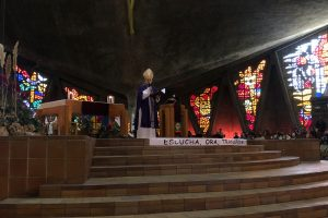 Eucaristía con nuestro Arzobispo
