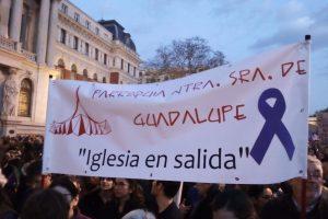 Crónica 8M. Día internacional de la mujer.