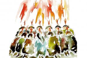 Celebración de Pentecostés 2019