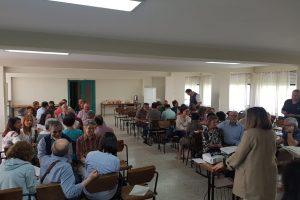 Asamblea fin de curso de la Pastoral de Adultos