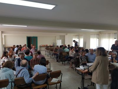 Asamblea de Pastoral