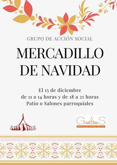 Mercadillo Solidario @ Parroquia