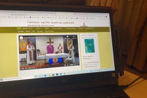 Retransmisión en directo de eucaristías dominicales. Octubre 2020