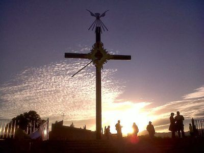 Cruz del apostolado