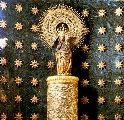 Festividad de Nuestra Señora del Pilar @ Diócesis