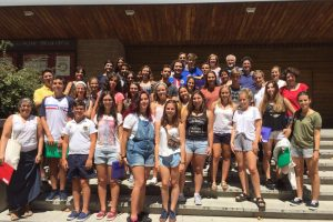 PJV. Experiencias de verano